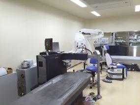 レーシック手術室