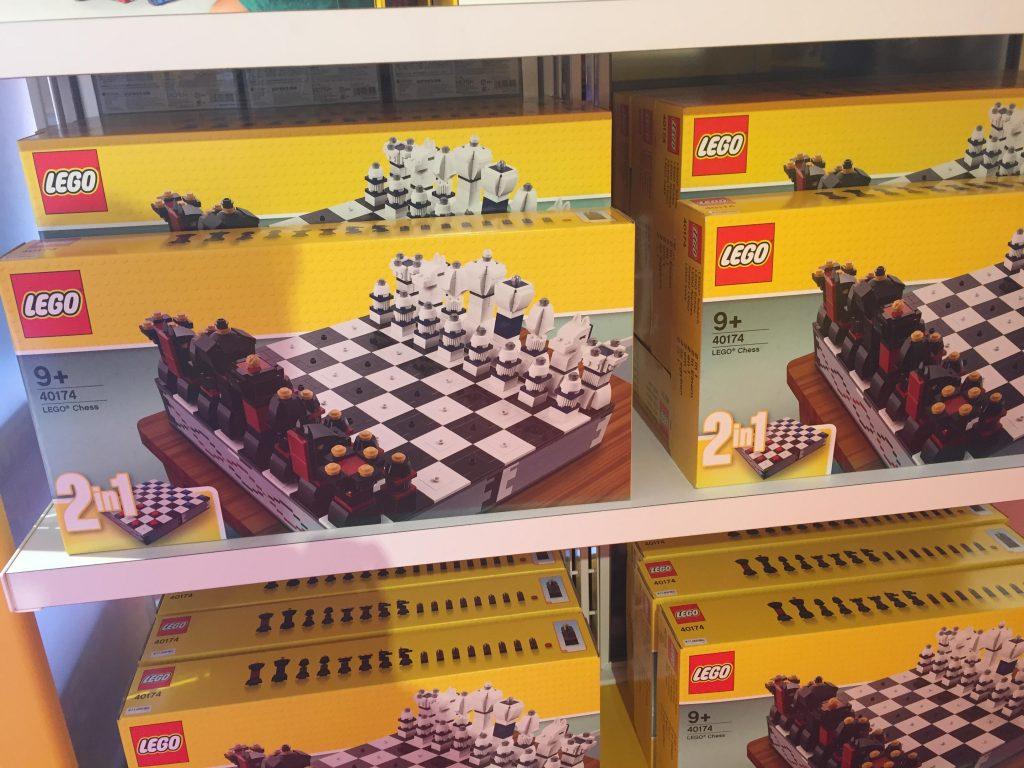 レゴのチェス