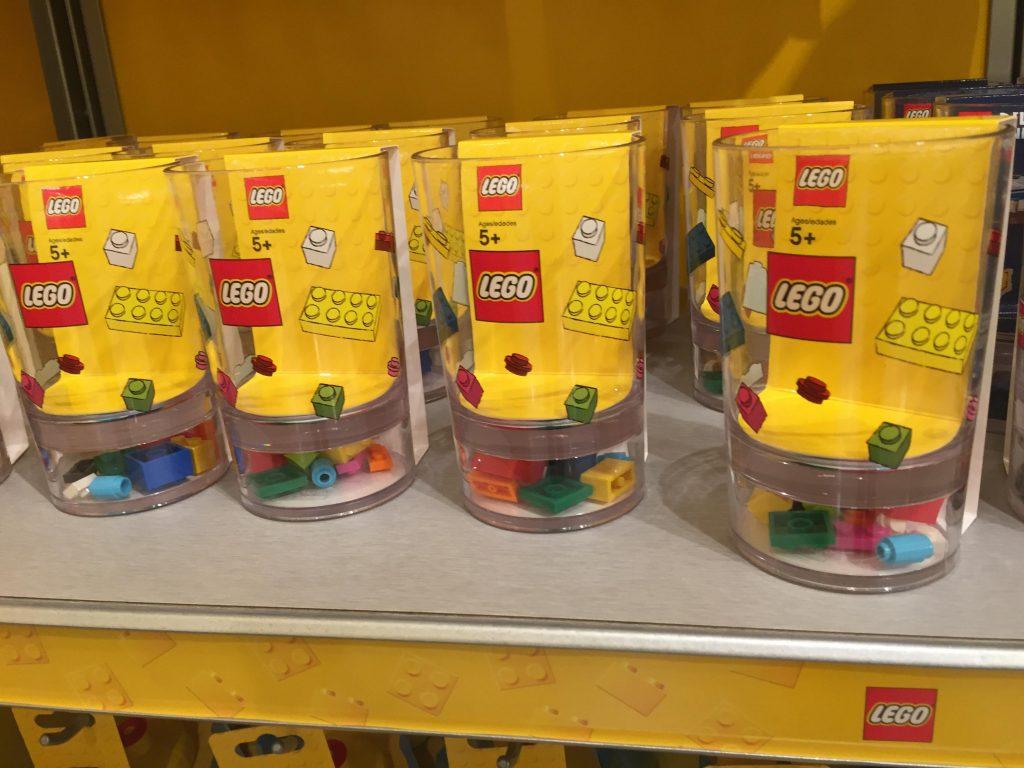 レゴブロック プラスチックカップ