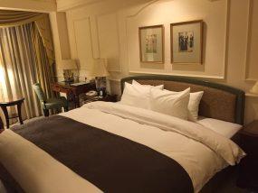 ホテルザマンハッタンの室内