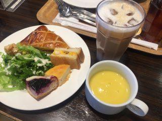 神戸屋パン食べ放題のパン